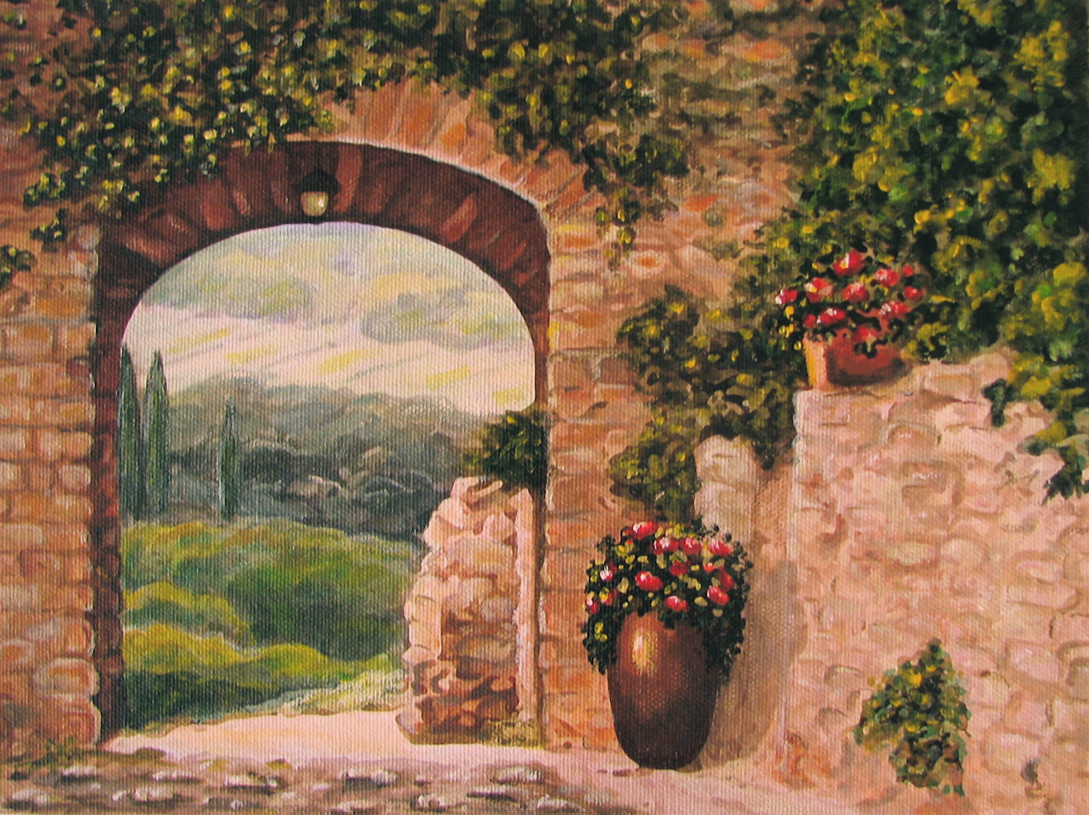 tuscanArch