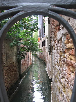 venice-canal-through-gate-italian-art-angelica